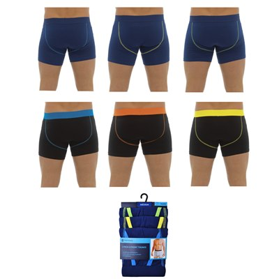 MENS 3 PACK A-FRONT TRUNKS