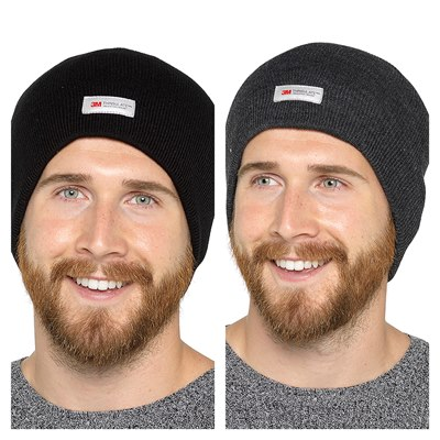 MENS THINSULATE BEANIE HAT (WITHOUT TURNUP)