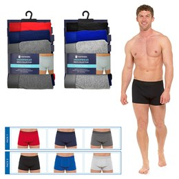BR414 MENS 3 PACK TRUNKS