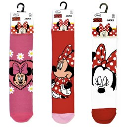 R_CM0402 DISNEY SOCKS - MINNIE