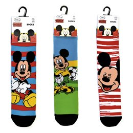 R_CM0403 DISNEY SOCKS - MICKEY