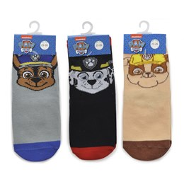 R_CM0406 DISNEY SOCKS - BOYS PAW PATROL