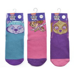 R_CM0407 DISNEY SOCKS - GIRLS PAW PATROL