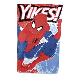 R_CM0507 DISNEY BLANKET - SPIDERMAN