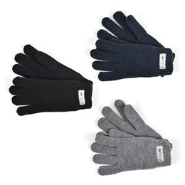 GL064 BOYS THINSULATE KNITTED GLOVES