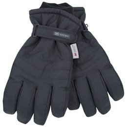 GL123 MENS THINSULATE SKI PADDED GLOVES
