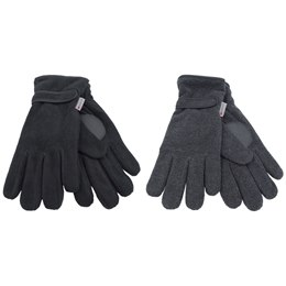 GL127 MENS THINSULATE POLAR FLEECE GLOVE