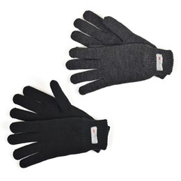 GL130 MENS THINSULATE KNITTED GLOVE