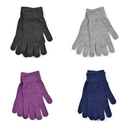 GL139 LADIES THERMAL WOOL MIX MAGIC GLOVES
