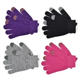 GL419 LADIES PHONE TOUCH GLOVES