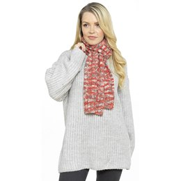 GL505 LADIES MELANGE SCARF