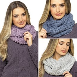 GL555 LADIES SNOOD  (TO MATCH GL554 HAT)