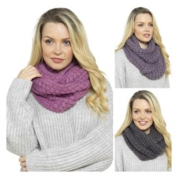 GL555A LADIES SNOOD  (TO MATCH GL554A HAT)