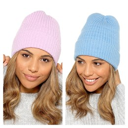 GL585 LADIES BEANIE HAT