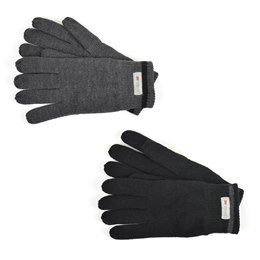 GL627 MENS FLEECE LINED KNITTED THINSULATE GLOVE