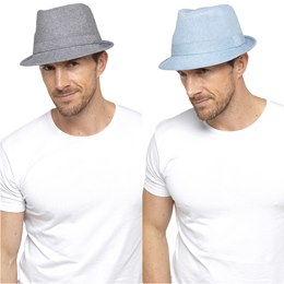 GL755 ADULTS TRILBY HAT