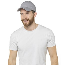 GL789GY MENS BASEBALL CAP  GREY