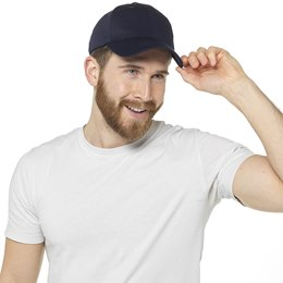 GL790NY MENS BASEBALL CAP  NAVY