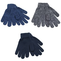 GL912 BOYS 3 PACK MAGIC GLOVES
