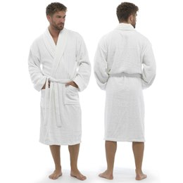 HT564 ADULTS TOWELLING ROBE