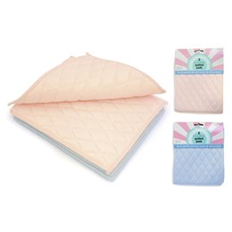 TC179 2 PACK QUILTED MICROFIBRE PADS